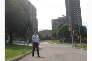 Paul in Ward 35